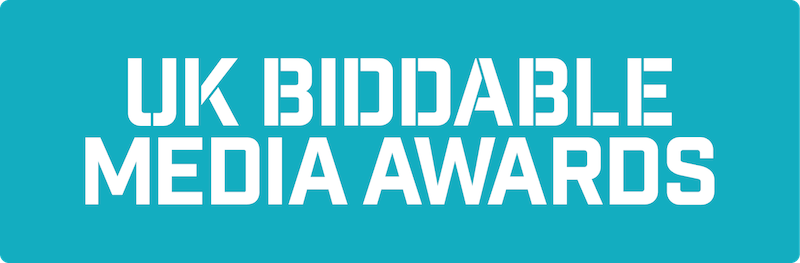 UK Biddable Media Awards logo