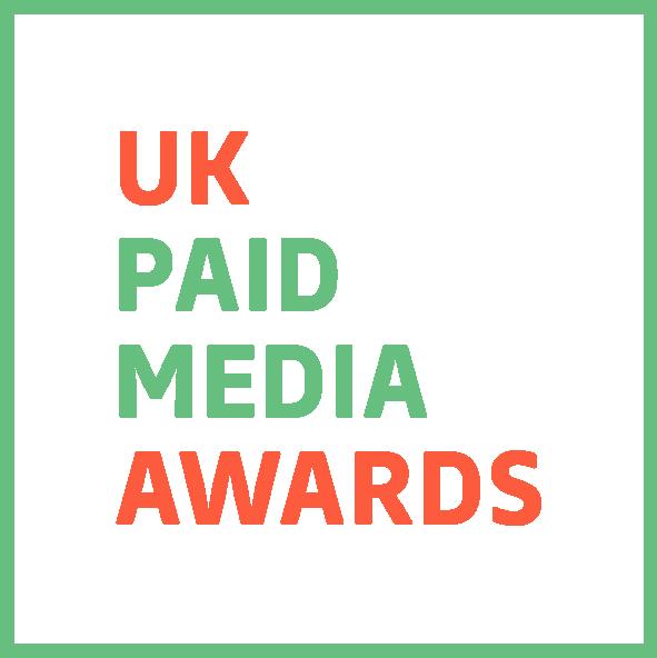UK Paid Media Awards logo